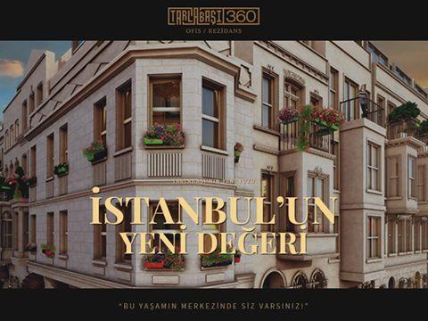 """Tarlabaşı 360 Taksim Web Sitesi Zadaca İmzasıyla Yayında!  Avrupa'da 2013'ün en iyi """"Kentsel Yenileme"""" projesi seçilen Tarlabaşı 360 Taksim, semtin ruhuna uygun bir çizgide tasarladığımız yeni Web Sitesiyle, İstanbul'da bir tarih sahnesini yeniden canlandıracak! www.tarlabasi360.com"""