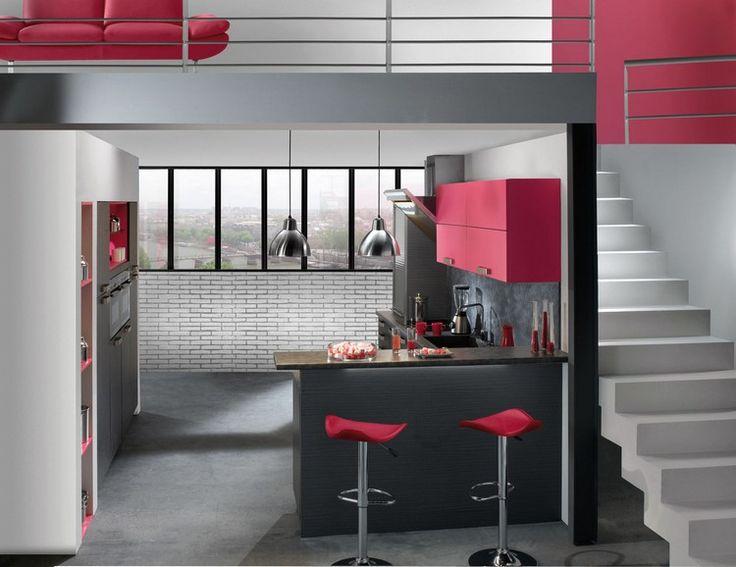 die besten 17 ideen zu küche anthrazit auf pinterest | küche beton, Hause ideen
