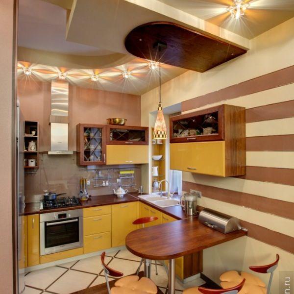 Квартира – площадью 106 м2 – Шоколадный микс
