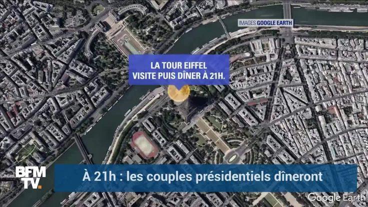 Donald Trump arrive ce jeudi à Paris, répondant ainsi à une invitation d'Emmanuel Macron. Le chef d'État américain devrait commencer sa visite par une cérémonie d'accueil aux Invalides, où ils se recueilleront sous le Dôme qui abrite le tombeau de Napoléon. Ils s'arrêteront également sur la tombe du Maréchal Foch. Les deux présidents se rendront ensuite à l'Élysée pour une discussion en tête à tête. Puis ils dineront au restaurant étoilé Le Jules Verne, situé dans la Tour Eiffel. Demain, ils…