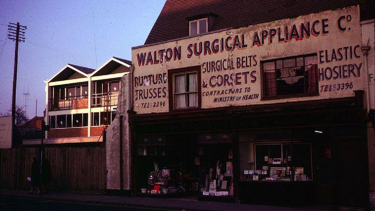 St Matthew's Street, Ipswich, 1963