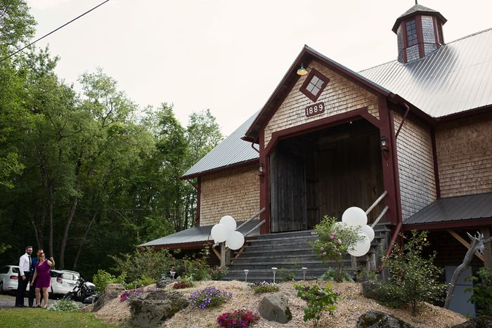 Mariage Bohème et chic à La Grange Manson dans les Cantons de l'Est au Québec- Photo par Genevieve Sasseville Photographie