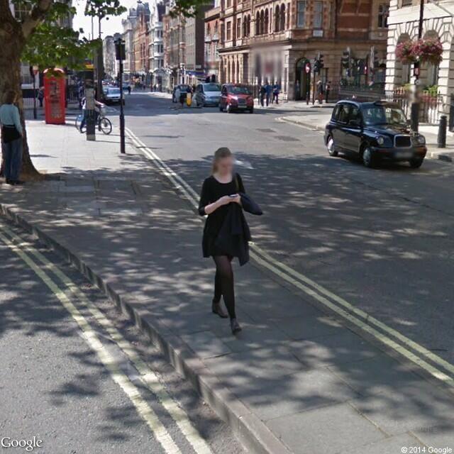 16 w1a 1ee instant google street view. Black Bedroom Furniture Sets. Home Design Ideas