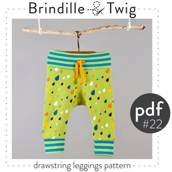 25+ Best Ideas about Baby Leggings Pattern on Pinterest   Baby pants pattern Sewing baby ...