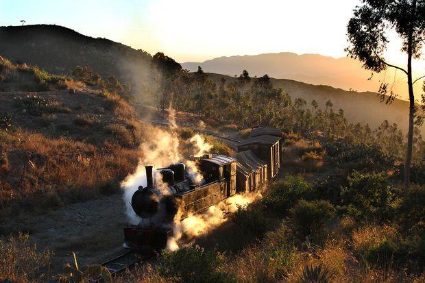 Eritrean railway, Érythrée