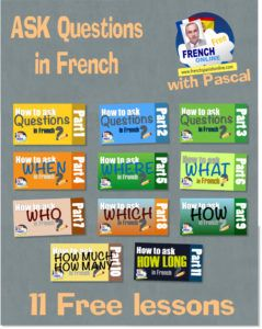 french grammar easy to understand videos and exercises if you don 39 t find what homeschool fle. Black Bedroom Furniture Sets. Home Design Ideas