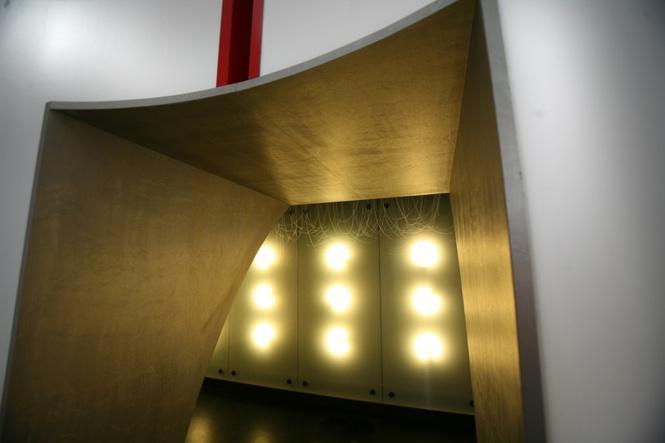 Nasz projekt wnetrza Showroom Kalisz zamówione przez Big Star. To frag. internet zony wnetrze,projekt wnetrza, wnetrze roku