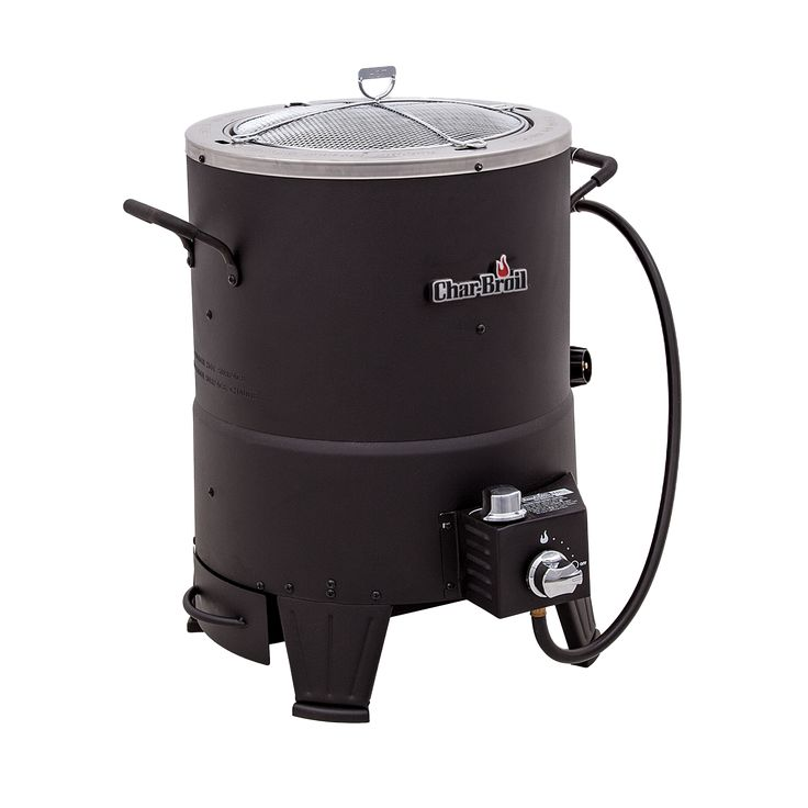 The Big Easy® Oil-less Turkey Fryer - We LOVE this guy for wings, turkey and ribs. Tender meat, crispy skin every time.
