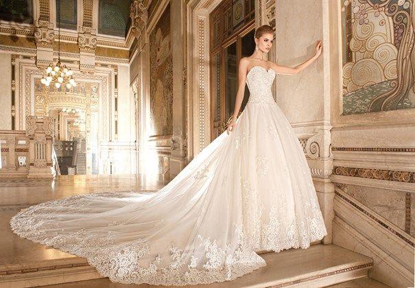 Demetrios, robe de mariée collection 2015