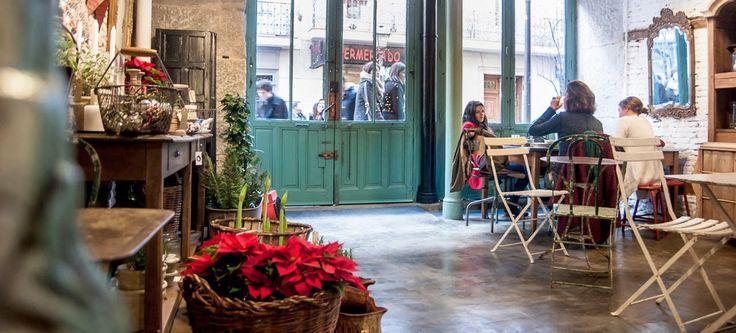 Il Tavolo Verde, Organic Café and Antique Market   My Little Madrid Il Tavolo Verde 6, Villalar 28001 Madrid Tel: 91 805 15 12
