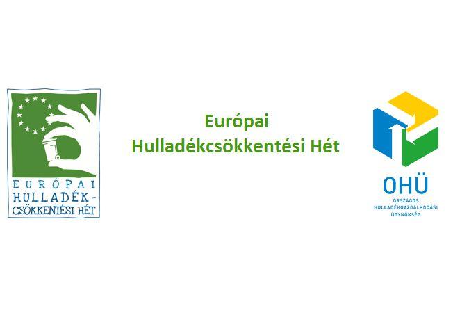 Európai Hulladékcsökkentési Hét / European #waste reduction week