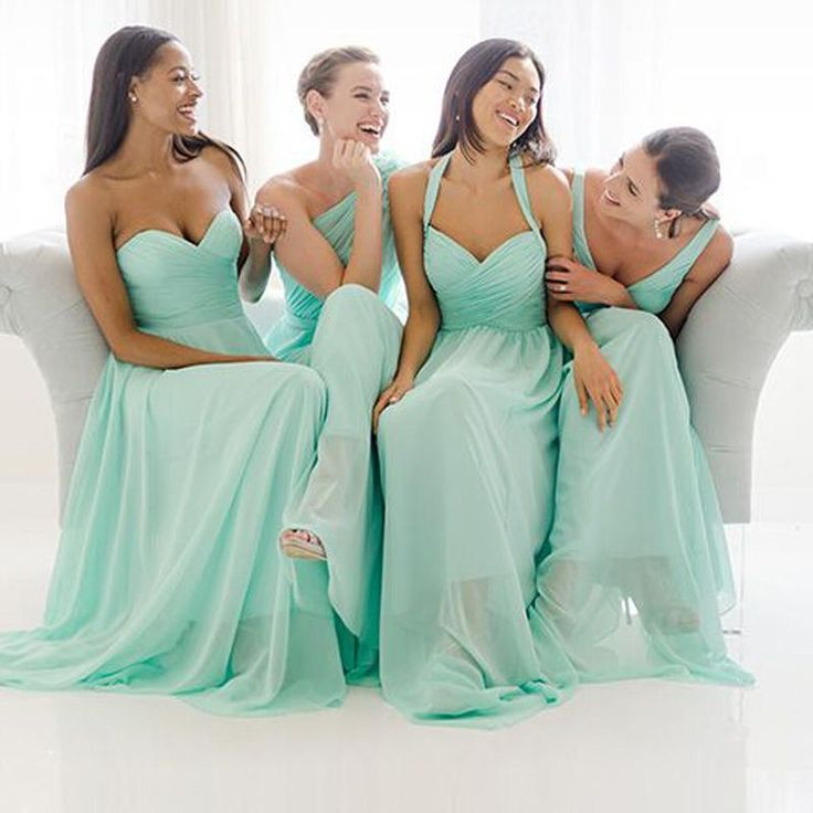 1000 ideas about turquoise bridesmaid dresses on