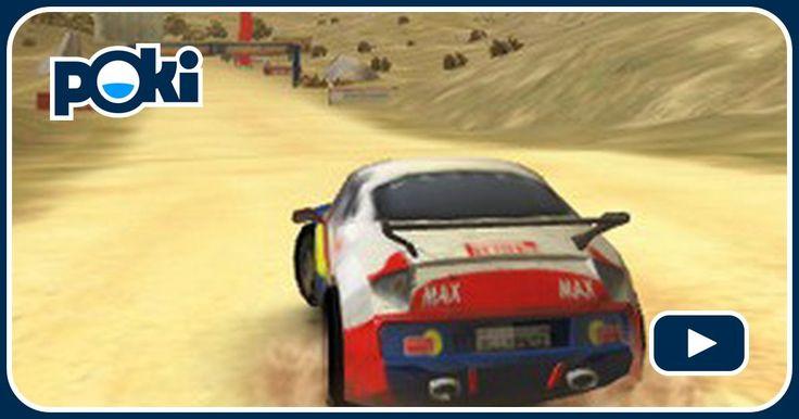 Rally Point 2: Aquí puedes jugar a Rally Point 2. - Rally Point 2 es uno de nuestros Juegos de Carreras de Coches seleccionados. Juega Gratis!