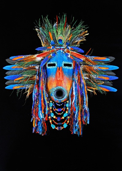 Sacred Earth Mask