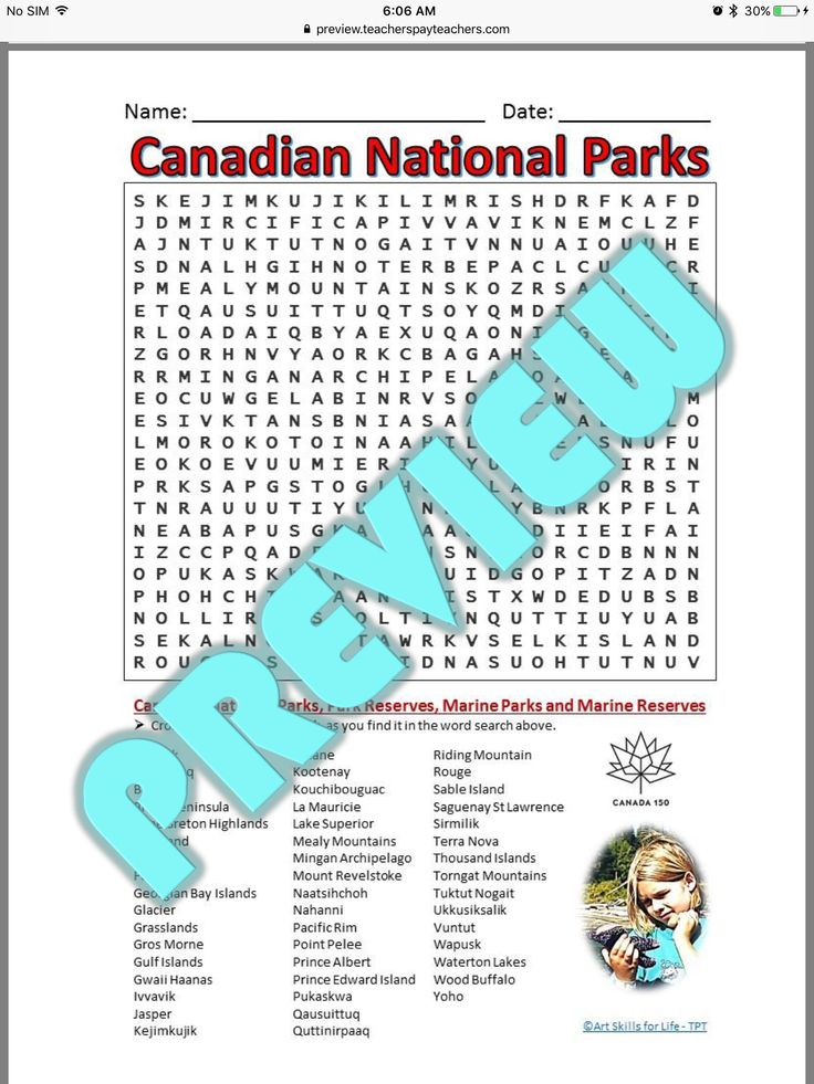 48 best tpt canada images on pinterest canada canada 150 and canadian national parks wordsearch httpsteacherspayteachersproduct sciox Images
