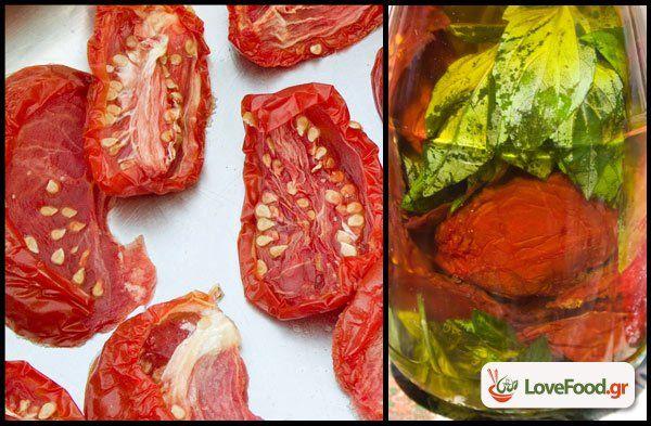 The Secret Real Truth: Σπιτικές λιαστές ντομάτες, με την χορηγία του Ελλη...
