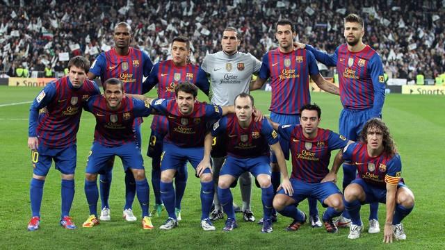 Fcb Real Madrid