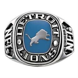 Detroit Lions Team Ring