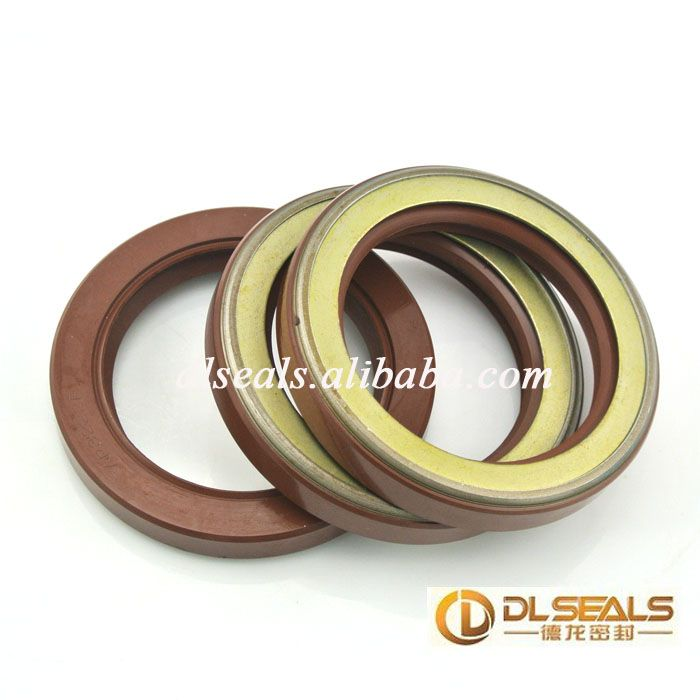Excavator Parts Skeleton NBR FKM Material TCN Hydraulic Ozone and chemical resistance TCN oil seal