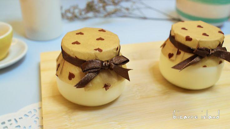 Cutsie Panna Cotta   5 ingredients #How-to