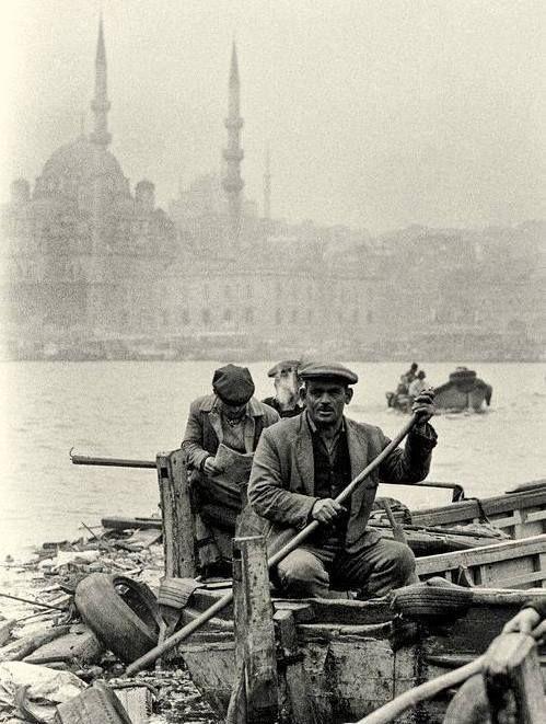Haliç,İstanbul 1977