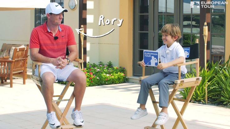 Rory McIlroy is roasted for his old hair and his ex girlfriend by the little legend Billy.