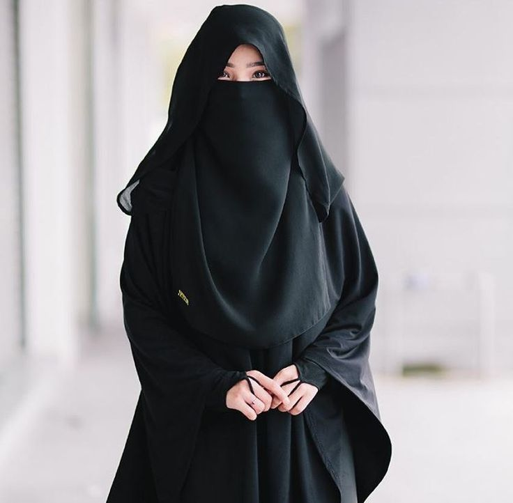 Beauty muslim girl # peçe nikab nikap nikabis kapalı ...