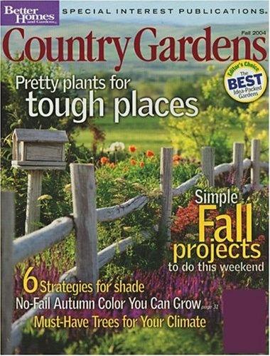 Best Gardening Magazines