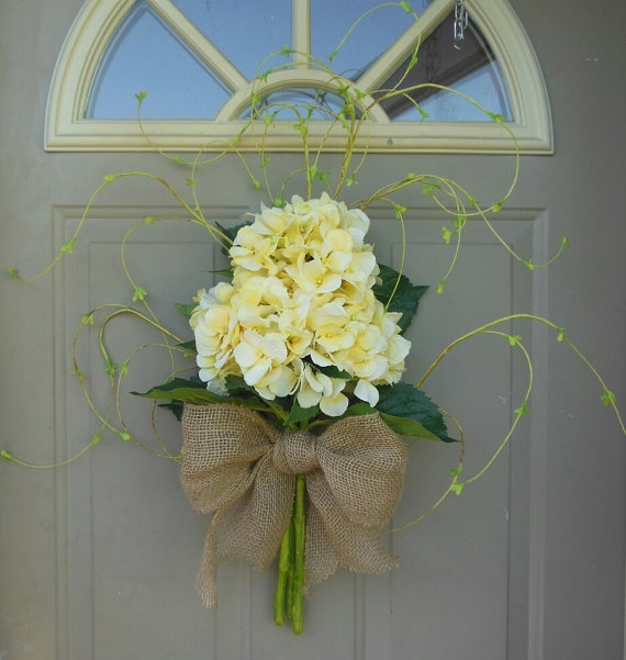 322 best images about wreaths and candle rings on Spring flower arrangements for front door