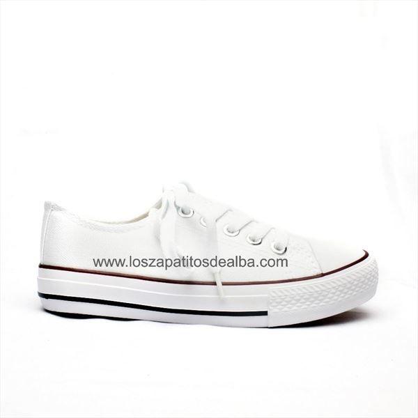 zapatillas mujer converse blancas baratas