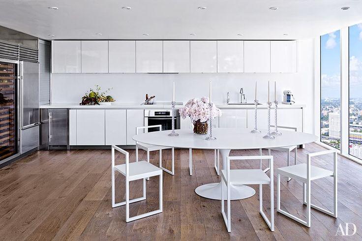 Inspiration: 10 décors blancs |CHEZ SOI Photo: ©Architectural Digest | Björn Wallander #deco #inspiration #blanc #lumiere #monochrome #decor #scandinave #minimaliste