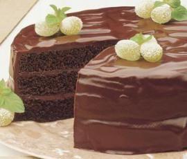 Receita Bolo de Chocolate para Festa da Hershey´s por Tmarvao - Categoria da receita Sobremesas