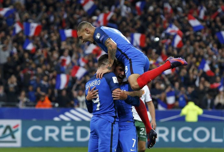 WCQ: Kevin Gameiro shines in Les Bleus victory against Bulgaria – My Heart Beats Football