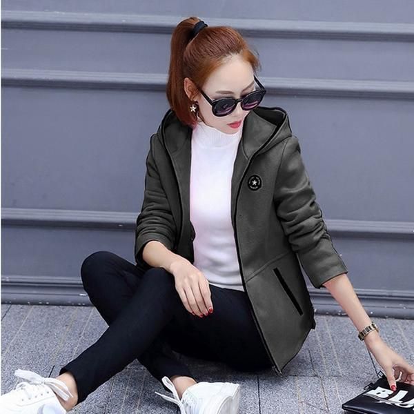 LadyIndia.com #Imported Winter Wear, Woolen Jacket Women Short Paragraph 2016 Autumn And Winter New Women 'S Slim, Imported Winter Wear, https://ladyindia.com/collections/western-wear/products/woolen-jacket-women-short-paragraph-2016-autumn-and-winter-new-women-s-slim
