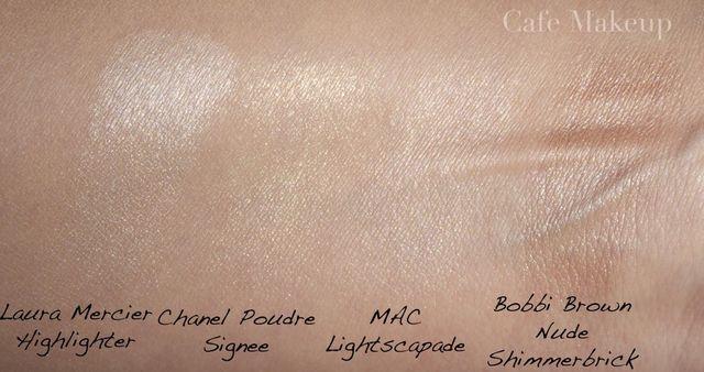 Laura Mercier Matte Radiance Baked Powder Highlighter | Café Makeup | Bloglovin'