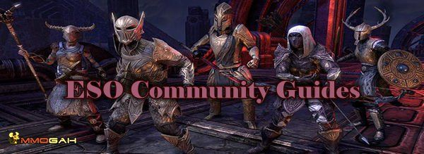 The Elder Scrolls Online: Monthly Community Guides of September 2017