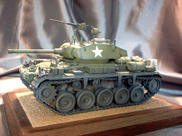 M24 Chaffee Page One
