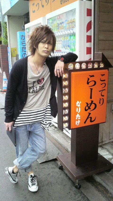 Satoshi(Girugamesh)