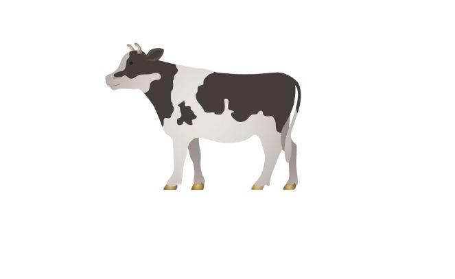 COW  #emoji  https://www.emojimantra.com