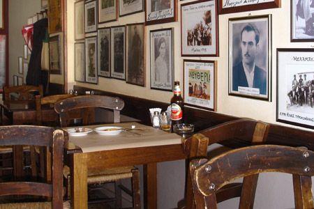 Ο καφενές του Καγιαμπή (Ηράκλειο)