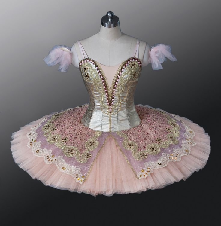 Kschessinska www.theworlddances.com/ #costumes #tutu #dance