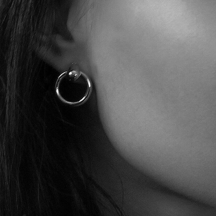 ODETTE HOOP EARRING | Common Muse - www.commonmuse.co
