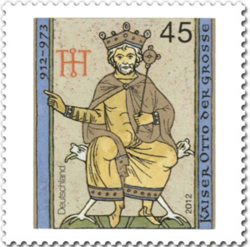 Fancy Kaiser Otto der Gro e