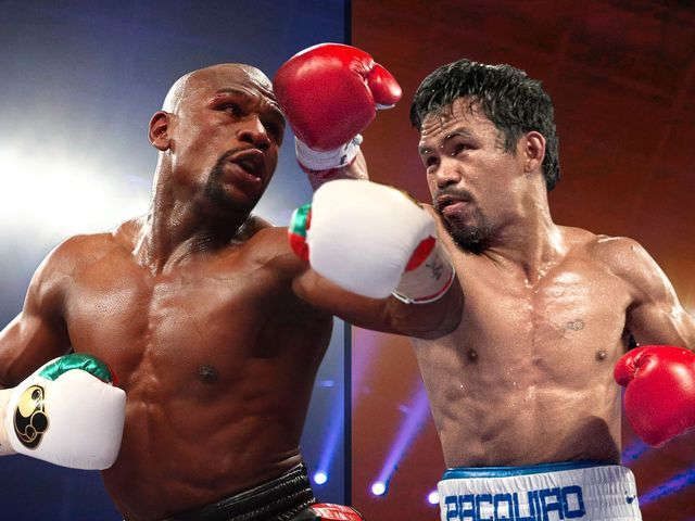 Floyd Mayweather, Manny Pacquiao agree to May 2 fight via @USATODAY