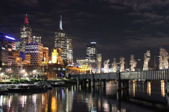 The Top 6 Free Things to Do in Melbourne http://thingstodo.viator.com/melbourne/the-top-6-free-things-to-do-in-melbourne/ #AIPE #students