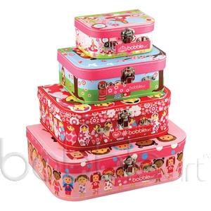 Bobble Art Suitcase Set - Dolls