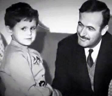 Bashar Al_Assad - President Hafez Al-Assad Personal 6