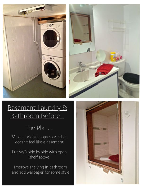 1000 ideas about basement laundry area on pinterest