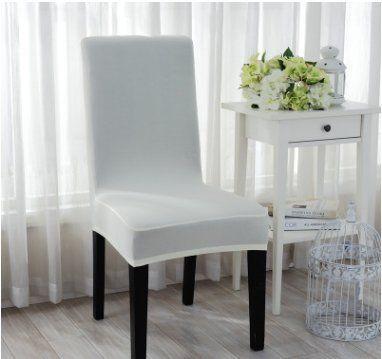 17 mejores ideas sobre fundas de sillas de comedor en for Fundas asiento sillas comedor