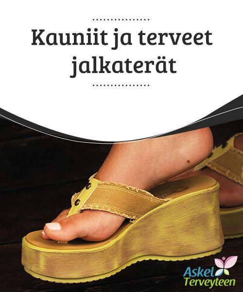 Kauniit ja terveet jalkaterät  Pidä nämä #suositukset mielessä, jotta #jalkateräsi ovat #hyvännäköiset ja terveet ympäri vuoden.  #Kauneus